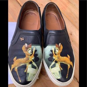 Authentic Givenchy Bambi Slip On Shoes. Size 8